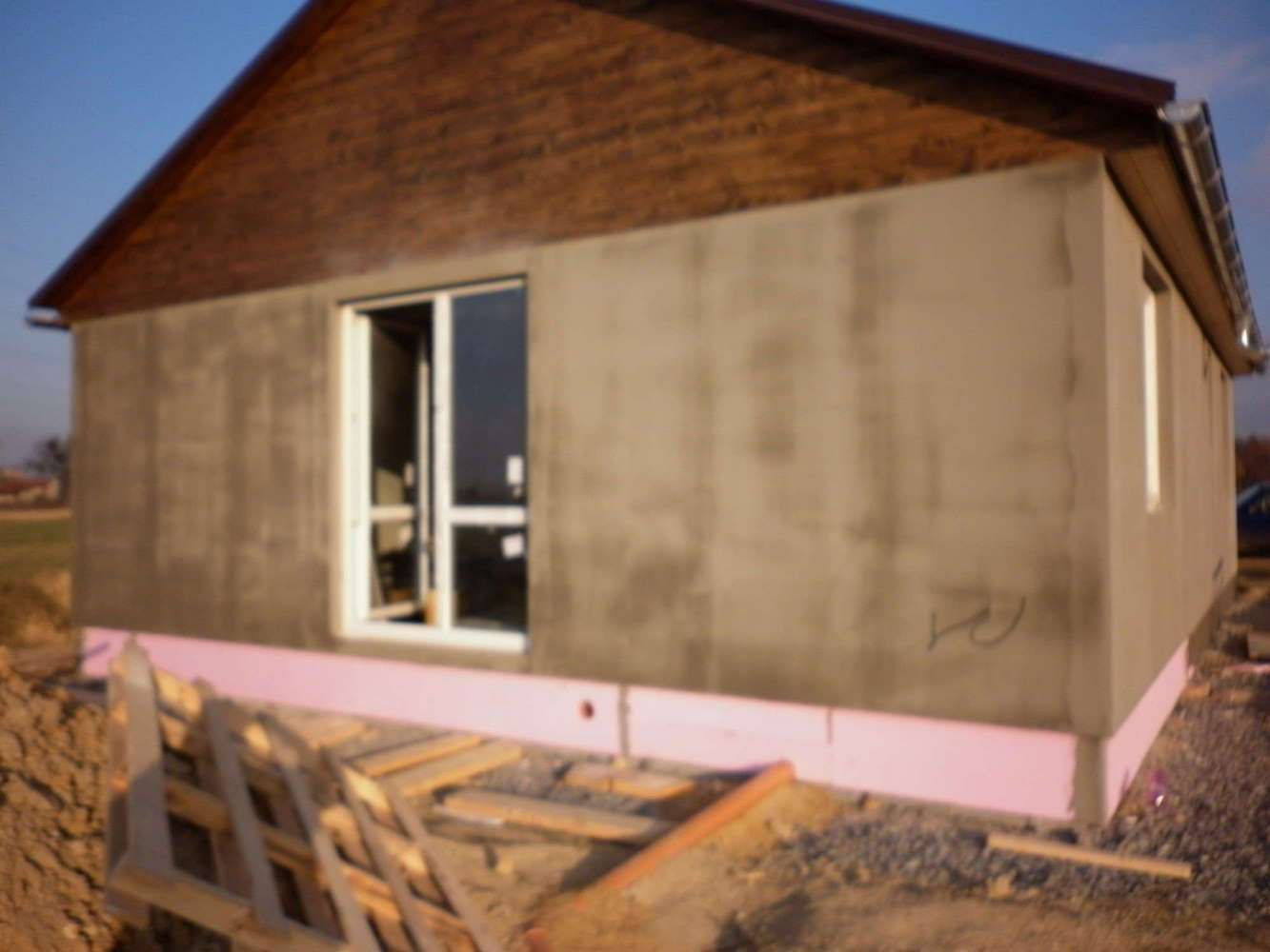 Nízkoenergetický montovaný dům 36