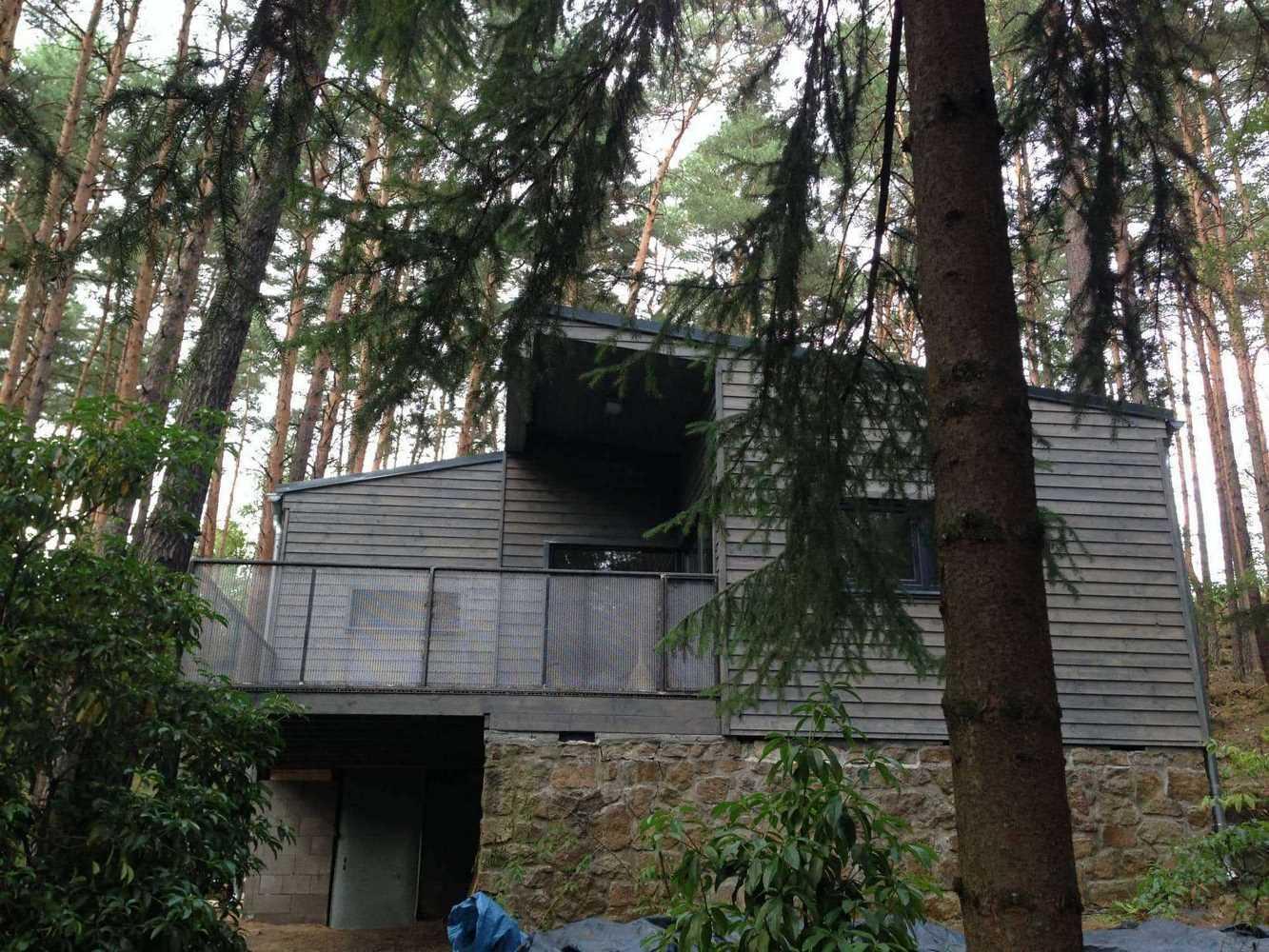 Rekreační dům v lese 28