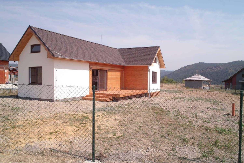"""Rodinný dům – """"L"""", sedlová střecha 27"""