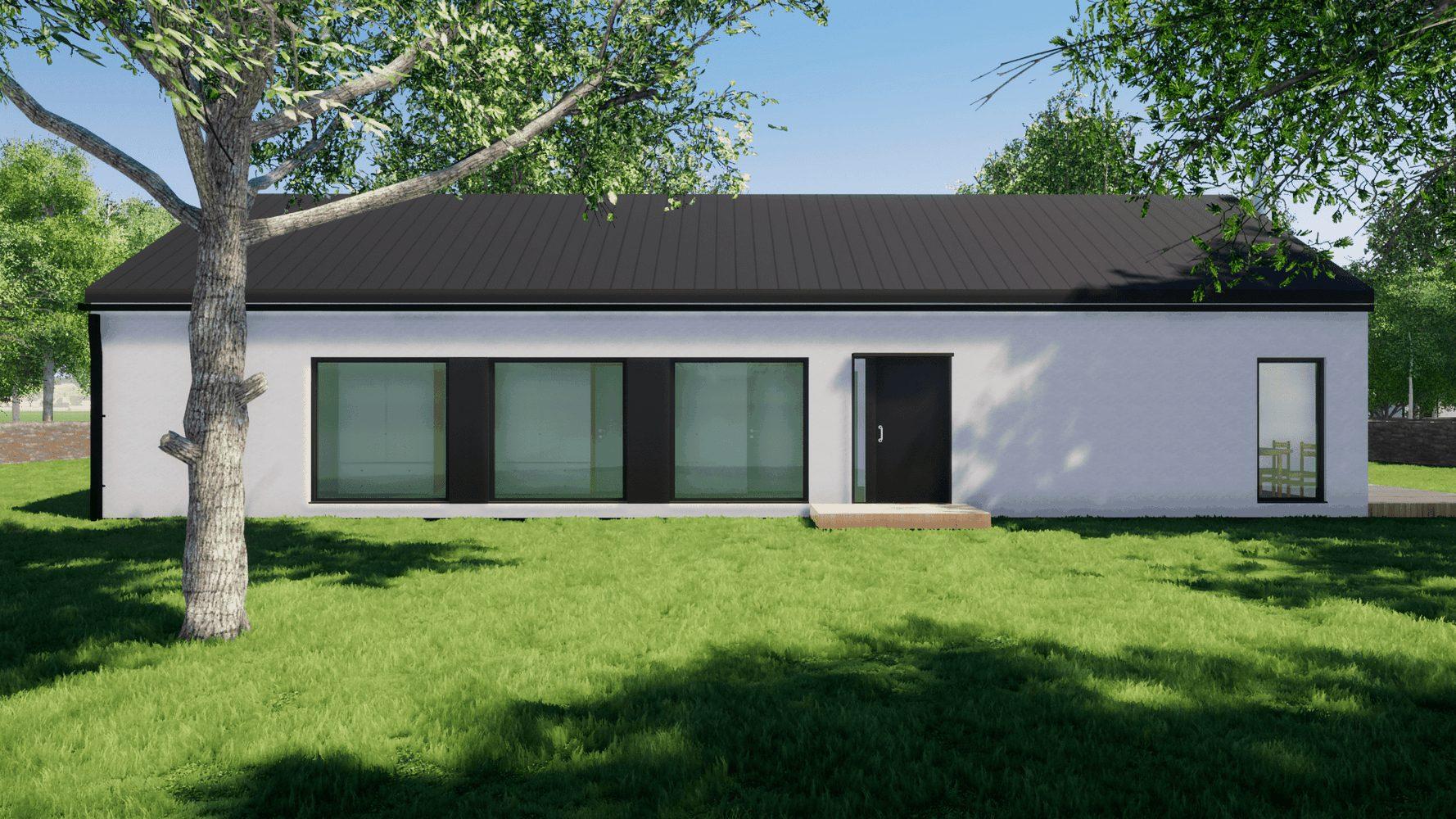 Rodinný dům 128S 6354