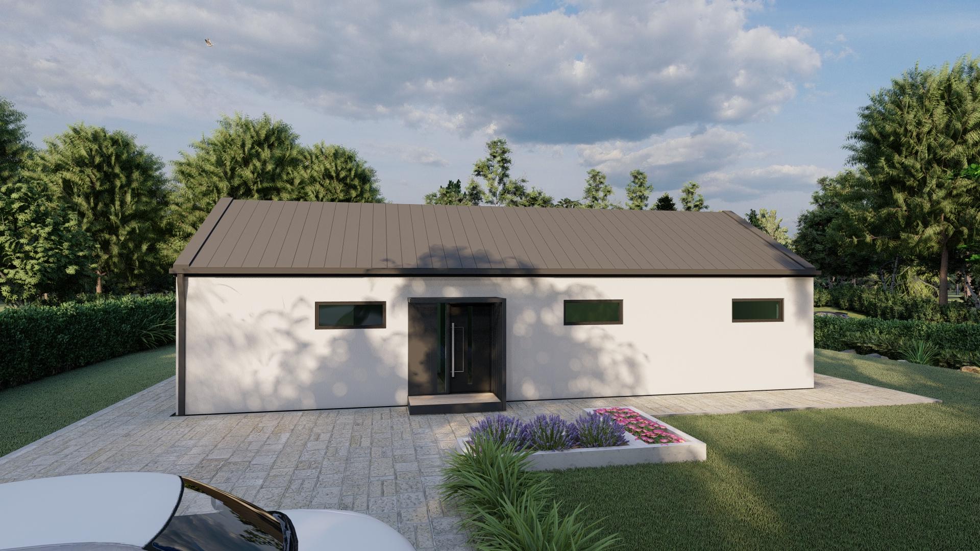 Rodinný dům 105S 9739