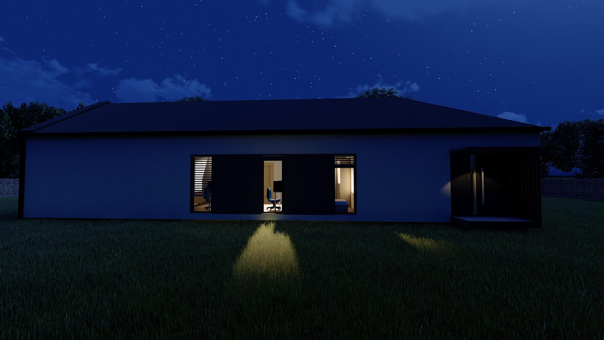 Rodinný dům L175S 9241