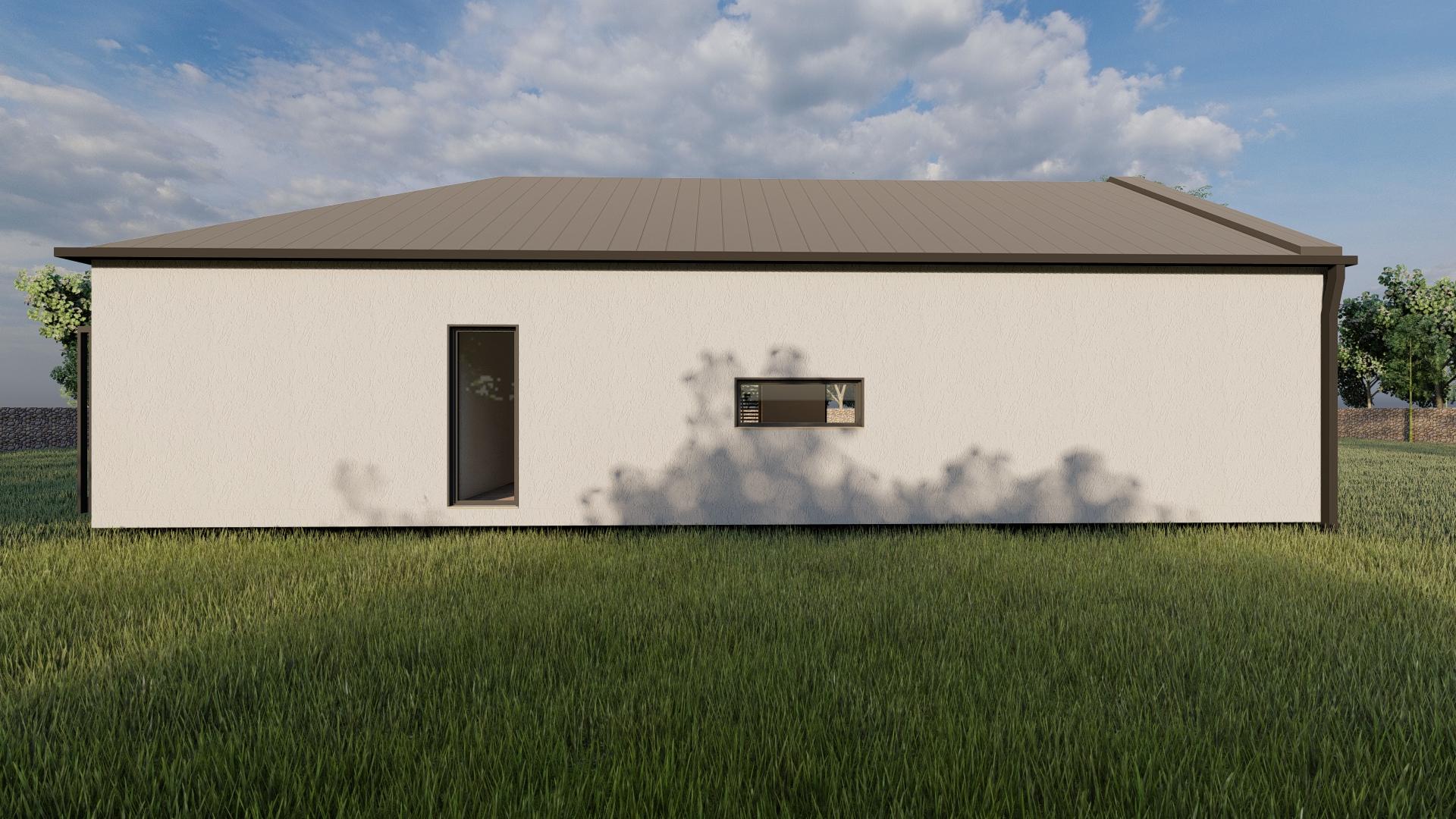 Rodinný dům L175S 9236